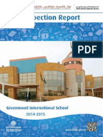 KHDA Greenwood International School 2014 2015