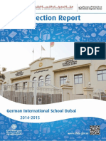 KHDA German International School  Dubai 2014 2015