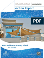 KHDA Gems Wellington Primary School 2014 2015