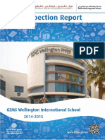 KHDA Gems Wellington International School 2014 2015
