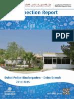KHDA Dubai Police Kindergarten Deira Branch 2014 2015