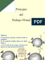 Principio Del Trabajo Virtual