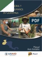 Manual Guatemala LABORAL GUATEMALTECO