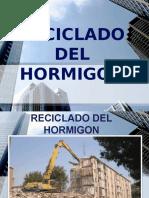 HORMIGON RECICLADO.ppt