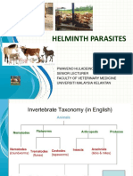 Veterinary Parasitology