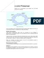 Modelo de Ciclo Pressman