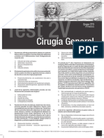 2da vuelta Cirugia General