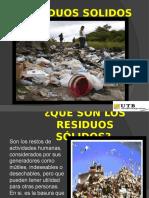 Reciclaje de Residuos Solidos