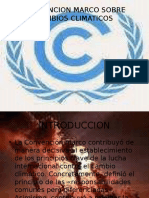 CONVENCION MARCO SOBRE CAMBIOS CLIMATICOS.pptx