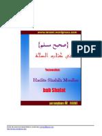 HaditsSholat