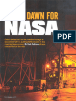 A New Dawn for NASA