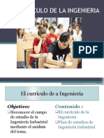 El Curriculo de La Ingenieria (1)