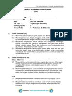 RPP KURIKULUM 2013 SD KELAS 2 (II) SEMESTER 1 - Tema 4 Aku Dan Sekolahku - Sub Tema 1 - Tugas-Tugas Sekolahku - Pembelajaran 2