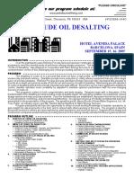 Crude Oil Desalting-barcelona, Spain 2005