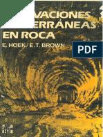 291131407 Excavaciones Subterraneas en Rocas Hoek Brown PDF (1)