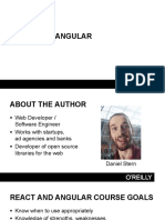 STERN Daniel Angular React Slides