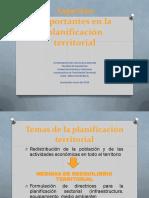 4Aspectos Importantes Planif Territorial