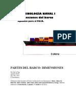 Partes Del Barco