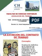 5ta_diapositiva_EXTINCION_DEL_CONTRATO_y_DESPIDO_2015-II___FC.ppt