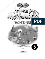 Primary Mathematics Teaching Guide 6