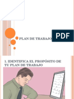 Plan de Trabajo - IMPedregal