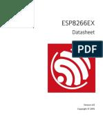 Espressif ESP8266EX Datasheet v4.6