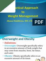 5 Weight Loss