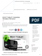 Root Tablet Canaima 1