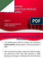 Susan Harter Scale