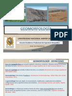Geomorfología 2015 - i