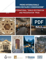 Brochure Premio Domus 2015 - 5 Edizione Opere