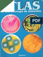 Atlas de microbiologia dos alimentos Volume 1 - Judith Regina