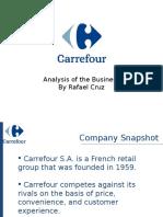 Carrefour Final Presentation