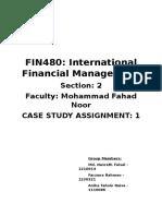 FIN480 Case Assignment