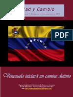 Continuidad y Cambio, N° 76, dic 1a quinc 2015