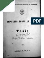 Impuesto Sobre La Renta (1959)