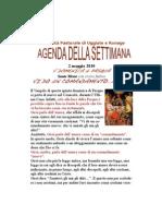 agenda V