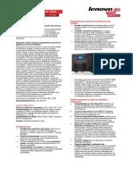 PRI Lenovo Iomega Ix4-300d ES