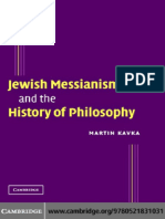 Martin Kavka-Jewish Messianism and the History of Philosophy(2004)