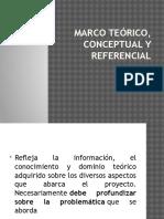 MARCO TEÓRICO, CONCEPTUAL Y REFERENCIAL.pptx
