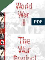 2 war begins