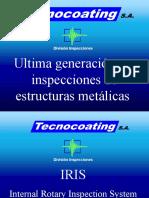 Inspeccion de Tubos Por IRIS 30-07-08