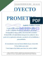 PROYECTO PROMETEO POR LA PAZ Y EL DESARROLLO