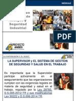 Sesión i - Supervisores