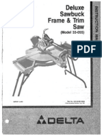 Delta 33-055 Manual
