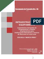 Infraestructura y Equipamiento