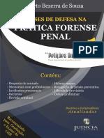 Teses de Defesa Na Prática Forense Penal Vol 01