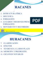 VII Huracanes