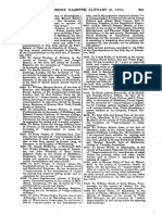 The London Gazette, 21 de Enero de 1876