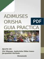 Adimusses Orisha